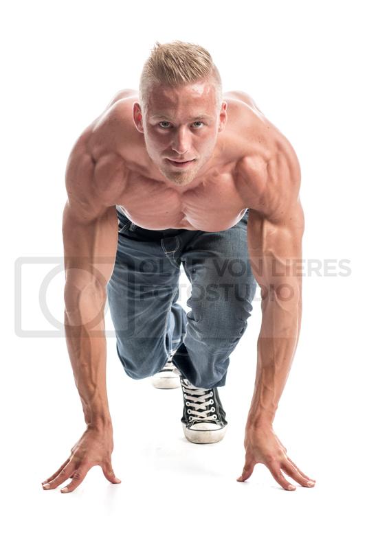 Fitness Stockfoto