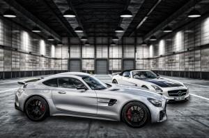 Mercedes SLS GTS