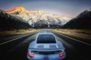 Sportwagen Porsche GTS